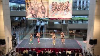 2016/3/28 クイーンズスクエア横浜 クイーンズサークルで行われた原宿駅...