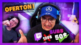 Twitch baja el costo de las subs | Mi opinión de elmariana