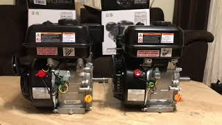 What?!?  Harbor Freight Predator 212cc HEMI Vs NON-HEMI engines