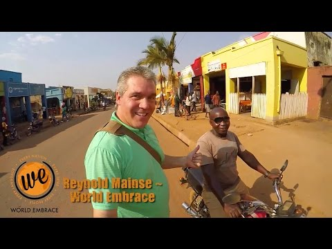 Boda Boda Tour Gulu Uganda