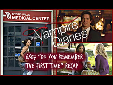 """Download Vampire Diaries: 6x07 """"Do You Remember The First Time"""" Recap"""