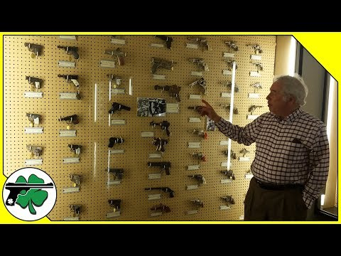 Antique Toy Guns - J.M. Davis Arms And Historical Museum (Tour)