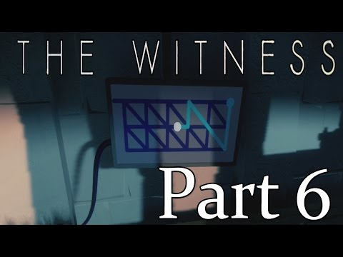 The Witness Walkthrough Part 6 – Desert Ruin Underground (Hexagon Puzzle)