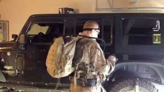 Marine Corps special operations field operator loadout