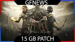 The Elder Scrolls Online PS4/Xbox One requires 15GB day-one patch