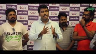 Mr. Radha Manalan Speech at Startuppayanam