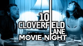 10 CLOVERFIELD LANE | Movie Night