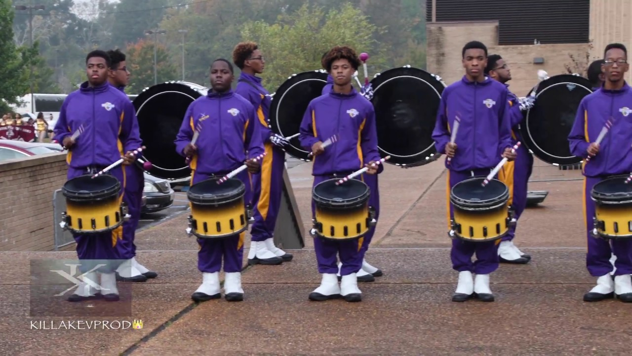 Edna Karr High School Marching Band Using Music to Heal ... |Edna Karr High School Band