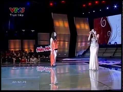 [Live] Thanh Ngọc ft. Hiền Thục - Giáng Ngọc (Cặp Đôi Hoàn Hảo 2013)