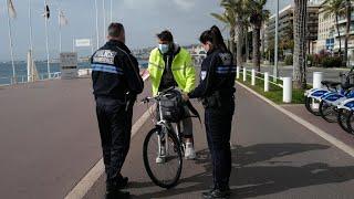 Covid-19 en France : Nice et Dunkerque confinées ce week-end, d'autres villes pourraient suivre