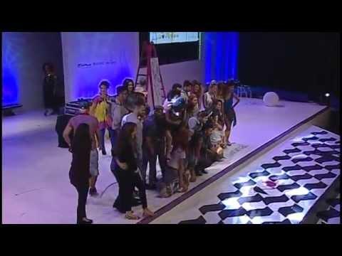 FUNDAÇÃO GUILLAUME no HAIR BRASIL FASHION SHOW 2014