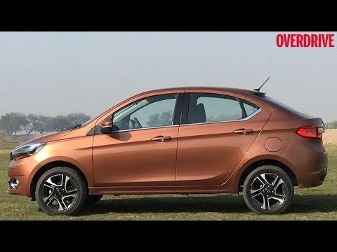 Tata Tigor - First Drive Review