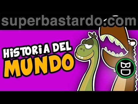 Chistes [Historia del Mundo en 60 segundos]  Videos de humor – Videos divertidos. Dibujos animados.