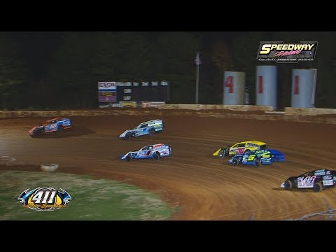 Iron Man Modified Series @ 411 Motor Speedway The Leftover Nov  24, 2018