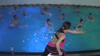 Aqua Zumba Knock-Out Health Club