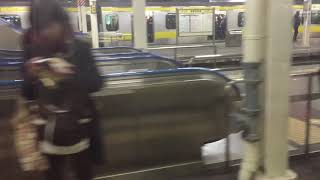 幕張駅4番線発車メロディー2コーラスフルでなった!!