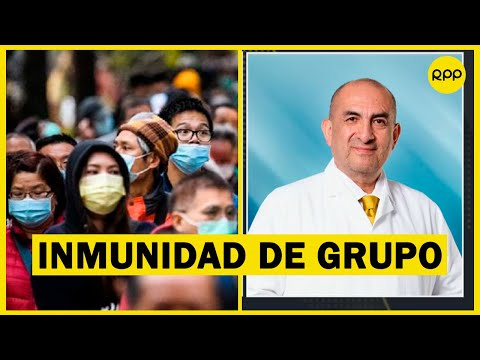 COVID-19: ¿Qué Significa La Llamada 'inmunidad De Grupo'? El Dr. Elmer Huerta Nos Explica