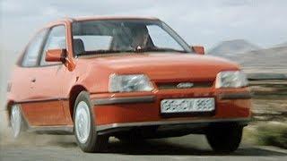 Opel Kadett GSi 1984