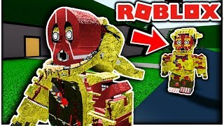 Playing as Scary Springtrap & Fredtrap in Roblox! - FNAF Legacy RP!