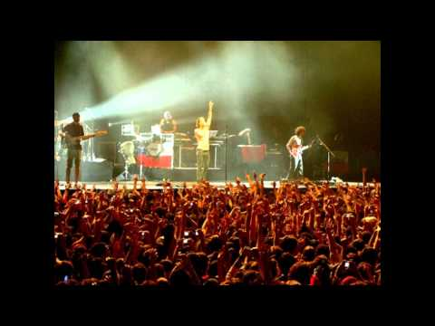 Incubus - Dig (Orchestrated Version @ Chile - 2010)