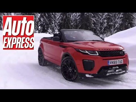 Range Rover Evoque Convertible review: we test LR