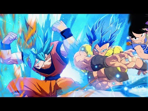 When Three Idiots Attempt Dragon Ball FighterZ 3v3 Party Mode...