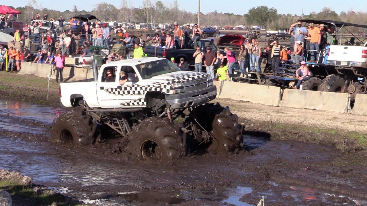 BOUNTY HOLE WIN Iron Horse Mud Ranch