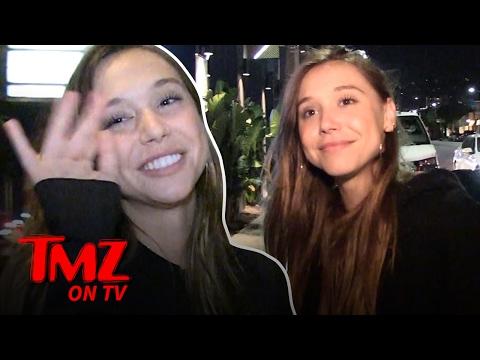 Alexis Ren: How Take A Great #Belfie | TMZ TV