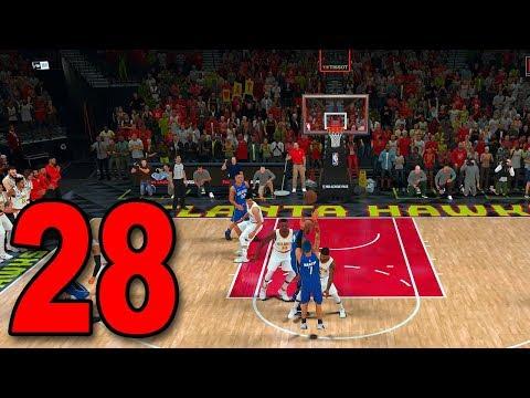 NBA 2K18 My Player Career - Part 28 - Buzzer Beater?!