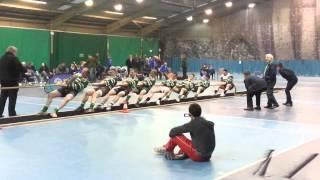 UK Tug of War Championships 2013 640kg Final - Open