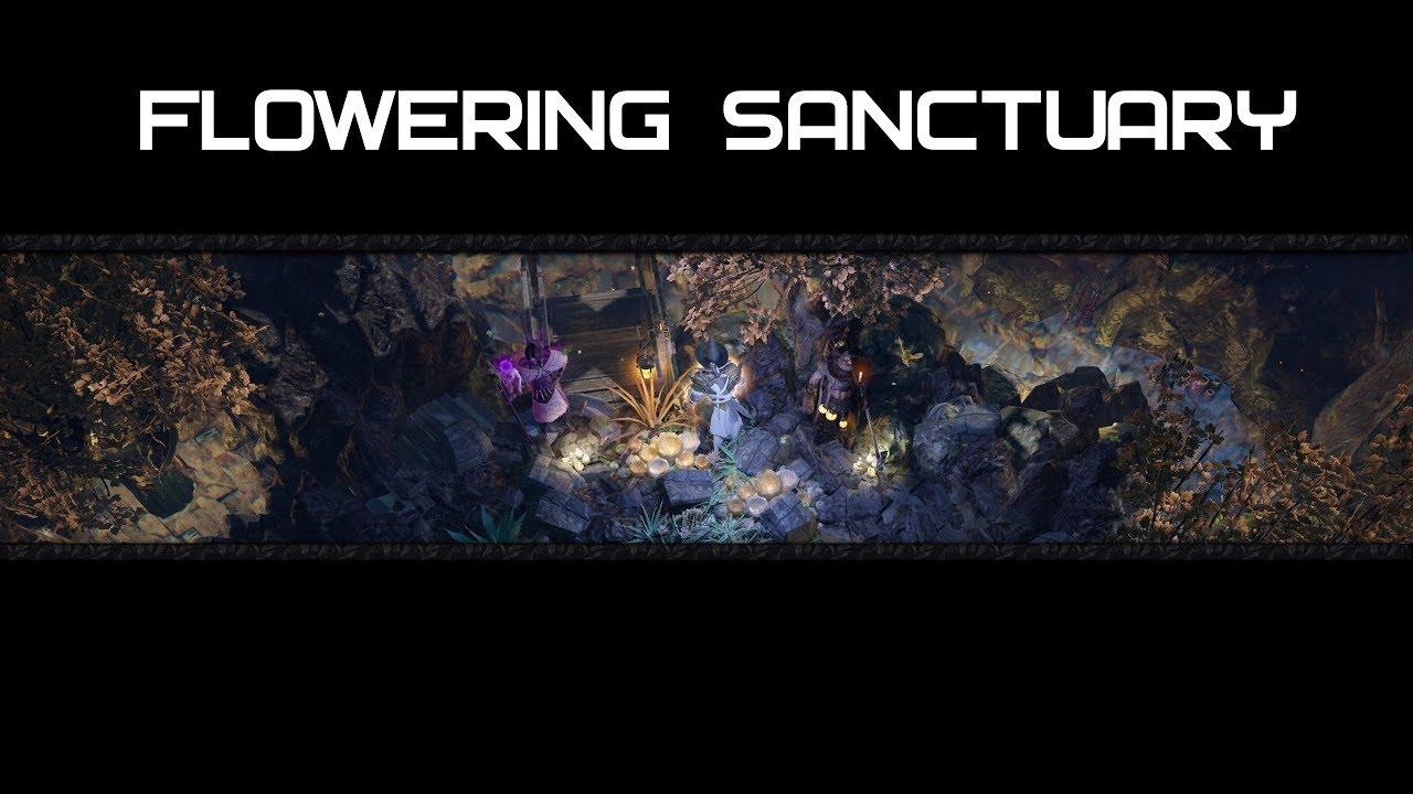 Flowering Sanctuary Complete Hideouts Hideout Poe