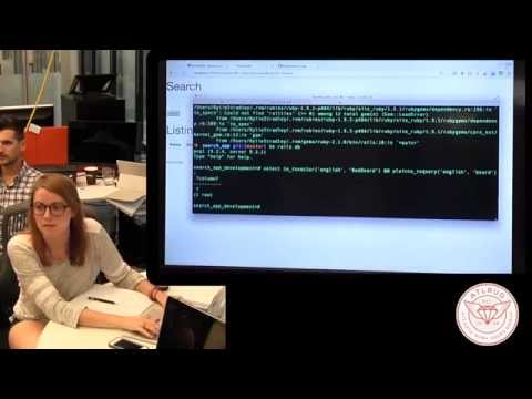 Simple & Full text Search with PostgreSQL - Kylie Stradley - Atlanta Ruby Users' Group