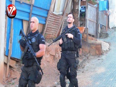 Polícia Civil realiza grande operação em Volta Redonda