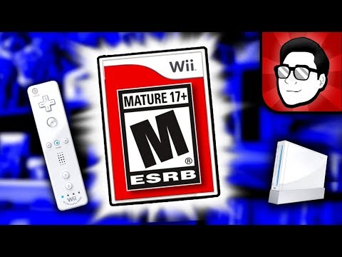 M-Rated Wii Games! [Part 1: Unlikely Entries] | Nintendrew