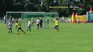 Borussia Dortmund - JSG Calau 7:0 (U9-Pfingstturnier in Viersen)