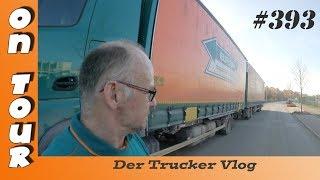 Im Lang-LKW unterwegs |Vlog #393