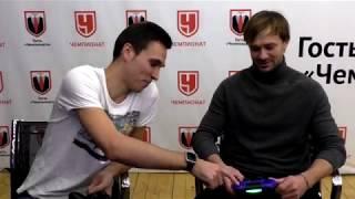 Дмитрий Сычев сыграл в FIFA 18 с читателем