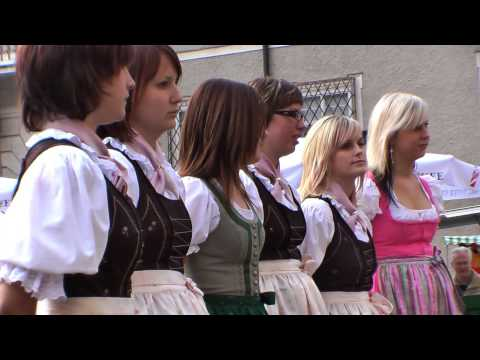 Salzburg Festival dance St Rupert Fair