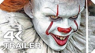 ОНО 2 Русский Трейлер #1 (4K ULTRA HD) НОВЫЙ 2019 Клоун Пеннивайз, Стивен Кинг Horror Movie HD