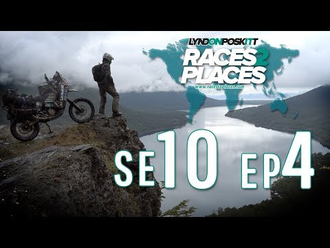 Races To Places SE10 EP04 - Adventure Motorcycling Documentary Ft. Lyndon Poskitt