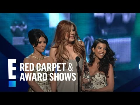 The People's Choice for Favorite TV Guilty Pleasure is KUWTK | E! People's Choice Awards