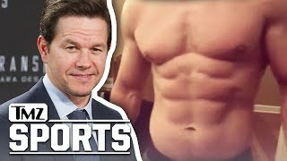 Mark Wahlberg Denies Using Steroids, Claims He's 'All Natural' | TMZ Sports