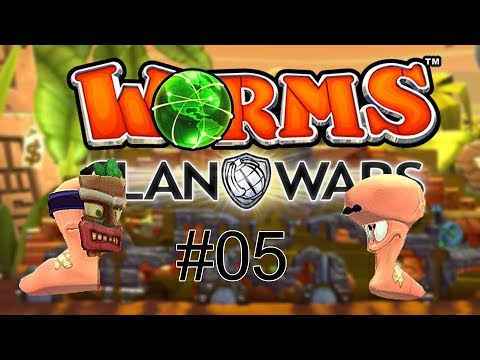 The Temple  Worms Clan Wars Part #05