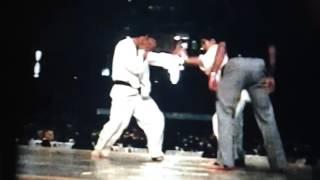 1978年11月18~19日 東京体育館 1回戦 金澤龍司 2回戦 石川光行 3回戦 小...
