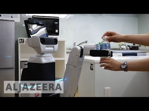 How are robots changing the future of healthcare?