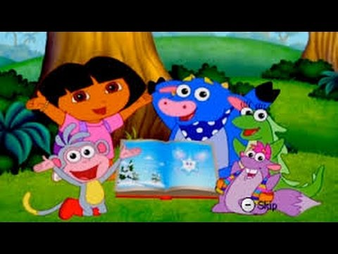 Dora the Explorer - 2015 English Movies Animated - Cartoon Kids Movie For