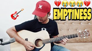 """Tune Mere Jana """"Emptiness"""" Guitar Cover With Tabs & Chords 