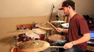 Jeremy Davis - Let Her Go by Passenger - Drum Cover