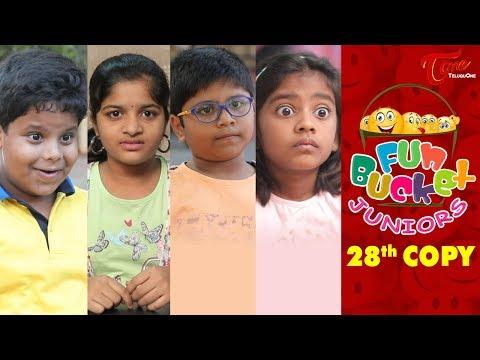 Fun Bucket JUNIORS | Episode 28 | Kids Funny Videos | Comedy Web Series