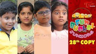 Fun Bucket JUNIORS   Episode 28   Kids Funny Videos   Comedy Web Series